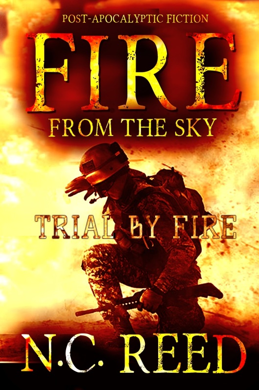 Fire From the Sky Book3